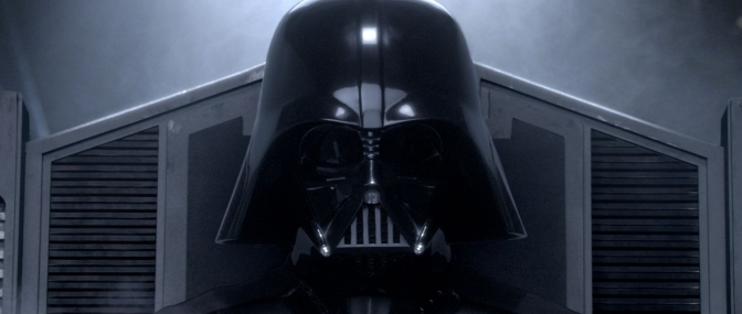 Darth Vader's Greatest Moments