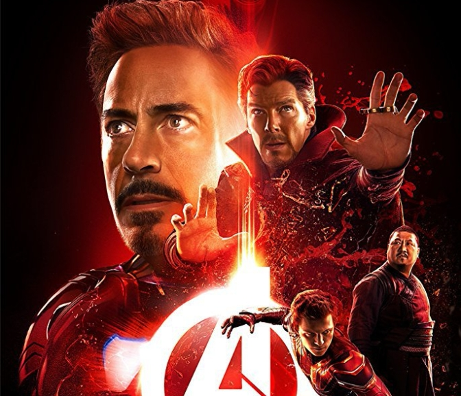 These New Posters for 'Avengers: Infinity War' Will Get You SO Excited!
