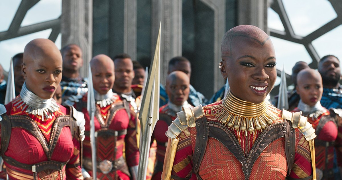 The Women of 'Black Panther'