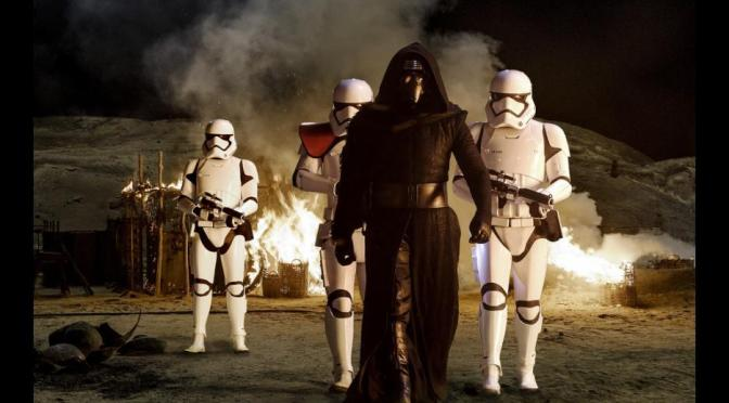 The Five Best Scenes of 'The Force Awakens'
