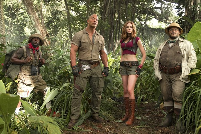 'Jumanji: Welcome To the Jungle' Is the Surprise Hit I Wasn't Expecting