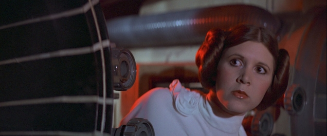 Leia's Greatest Moments