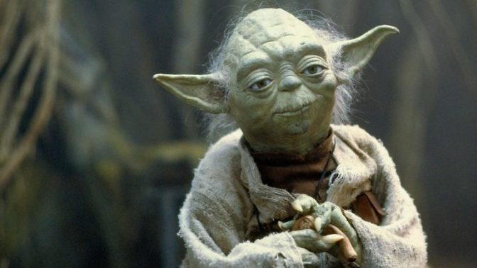 Yoda's Greatest Moments