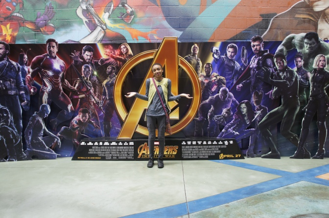 Throwback Friday: My Experience Watching 'Avengers: Infinity War'