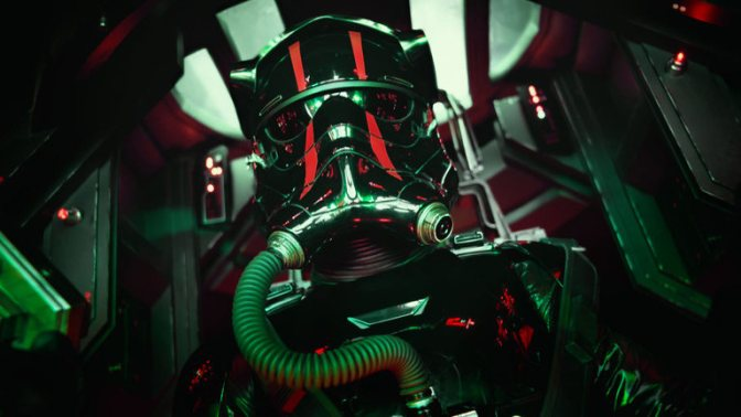 Why Are TIE Fighter Pilots So Terrible?