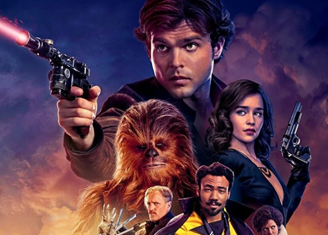 This Is Definitely the Best Poster for 'Solo: A Star Wars Story' So Far