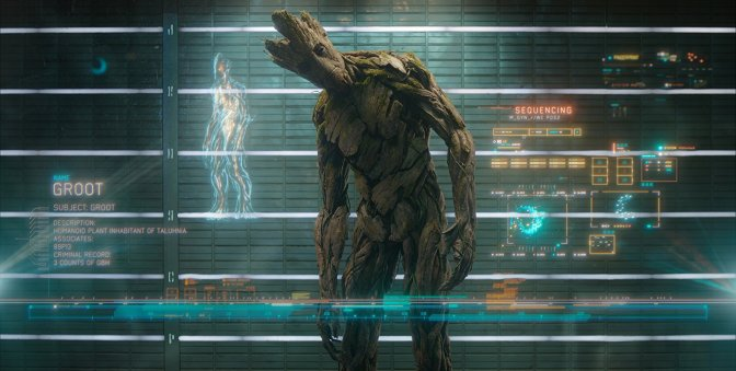 The Evolution of Groot