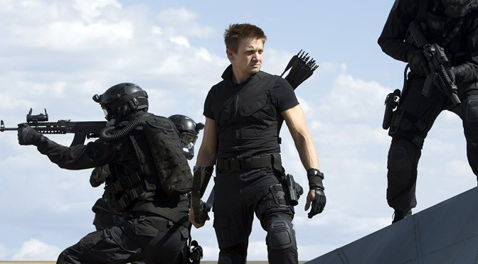 The Evolution of Hawkeye