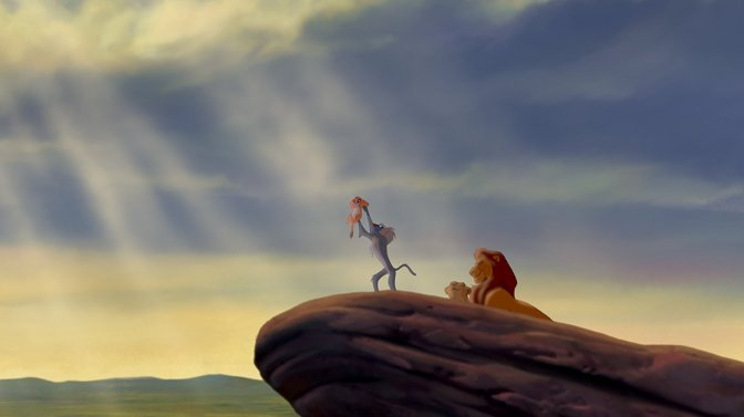 Is It Just Me or Is 'Black Panther' and 'The Lion King the Same Movie?