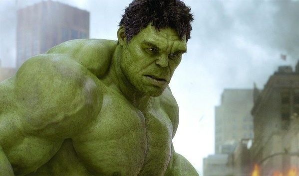 The Evolution of The Hulk
