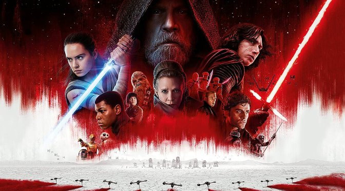 My Experience Listening to the Audio Commentary for 'The Last Jedi'