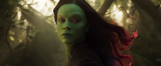 The Evolution of Gamora