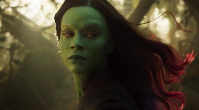 The Evolution of Gamora