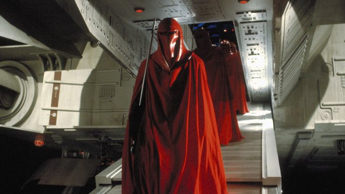 The Top Five Coolest Guards in 'Star Wars'