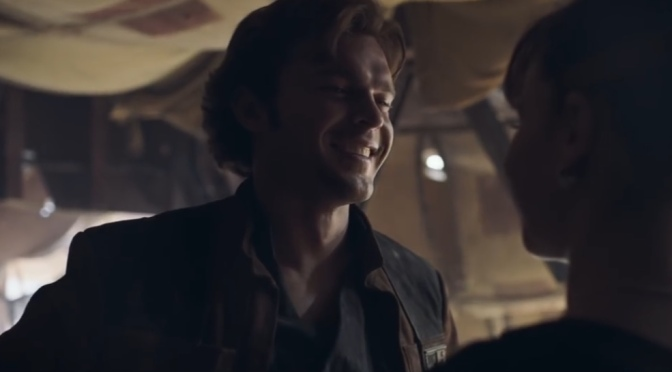 Han Solo, the Young Buck