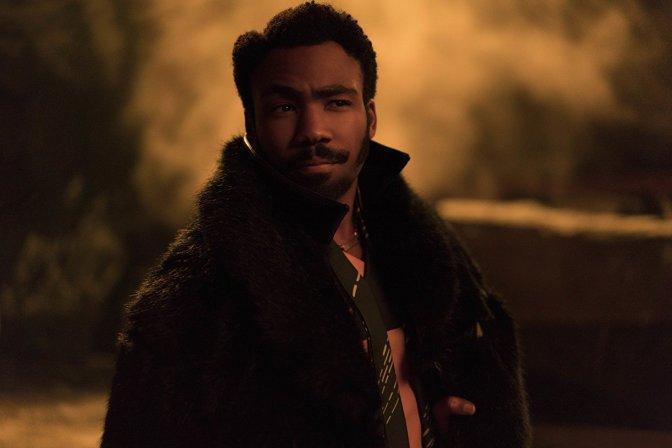 Lando, a Charming Scoundrel