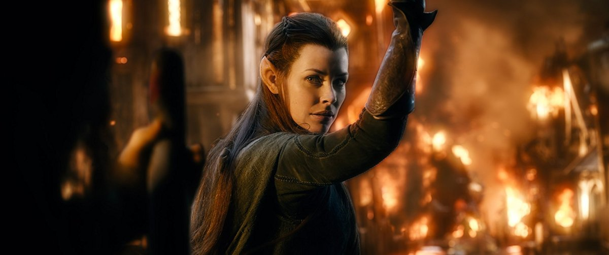 Arwen, Eowyn, Galadriel, or Tauriel: Who Was the Greatest Heroine?