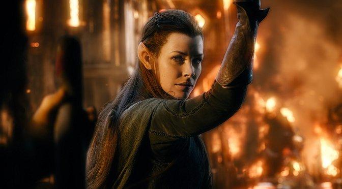Throwback Friday: Arwen, Eowyn, Galadriel, or Tauriel: Who Was the Greatest Heroine?