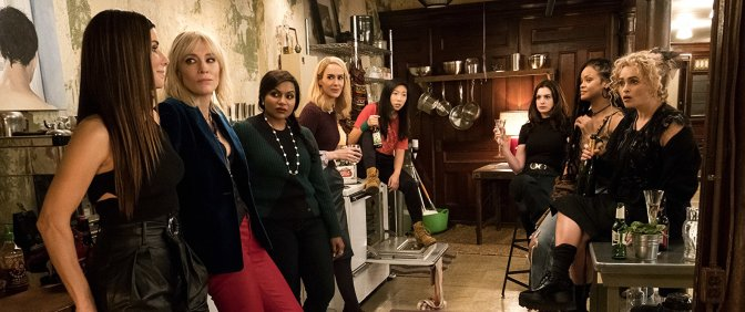 I Am So Excited for 'Ocean's 8'