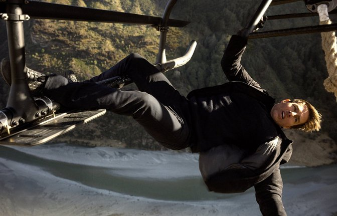 The New Trailer for 'Mission: Impossible-Fallout' Promises Action, Action, and More Action