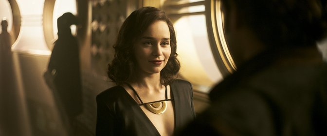 Qi'Ra, the Mysterious Femme Fatale