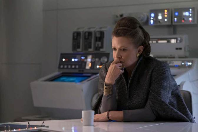 This Segment of 'The Last Jedi' Perfectly Sums Up Leia's Entire Journey and Her Constant Triumphs