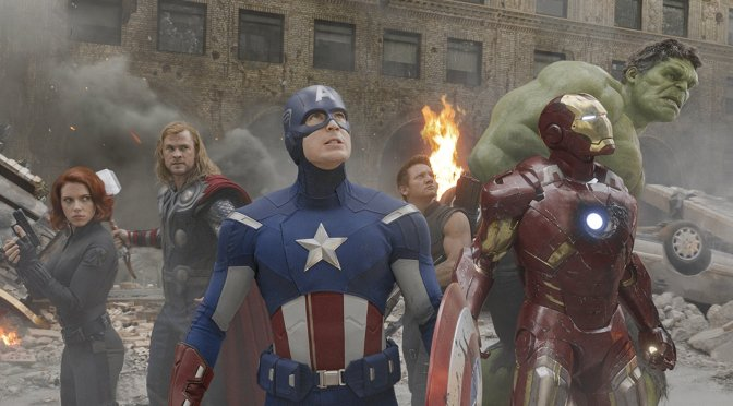 Who's Your Favorite Classic Avenger?