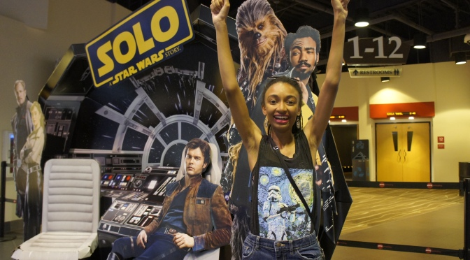 I've Seen 'Solo'!!!