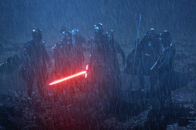 Should the Knights of Ren Still Wear Masks in 'Episode IX'?