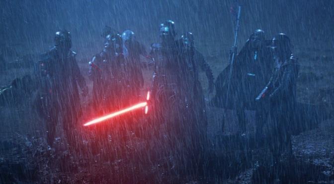 Should the Knights of Ren Still Wear Masks in 'Episode IX'?