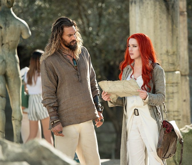 'Aquaman' Gets Some New Photos