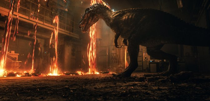 'Jurassic World: Fallen Kingdom' Promises Horror With This Latest TV Spot