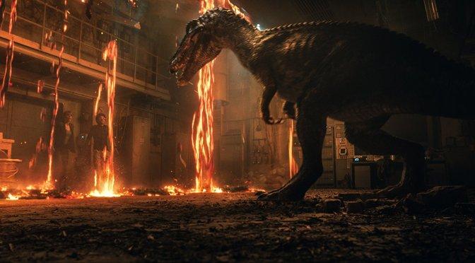 'Jurassic World: Fallen Kingdom' Promises Horror With This Latest TV Spot
