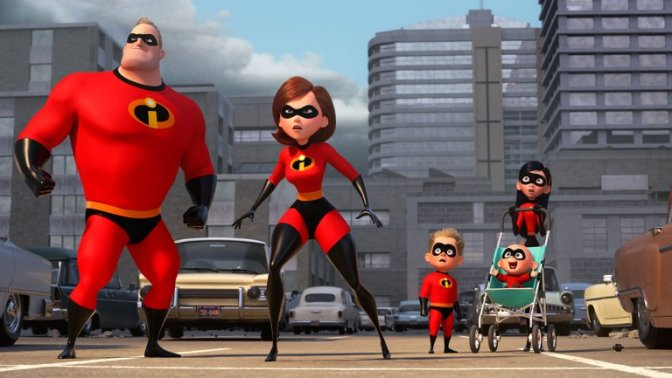 I'm So Excited for 'Incredibles 2'!