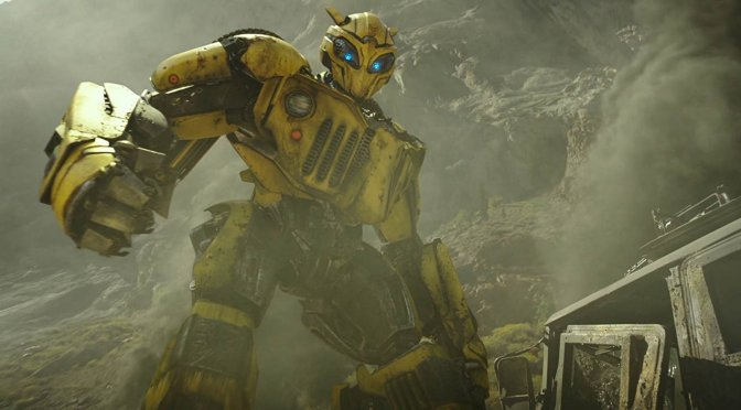 'Bumblebee' Gets Its First Teaser Trailer
