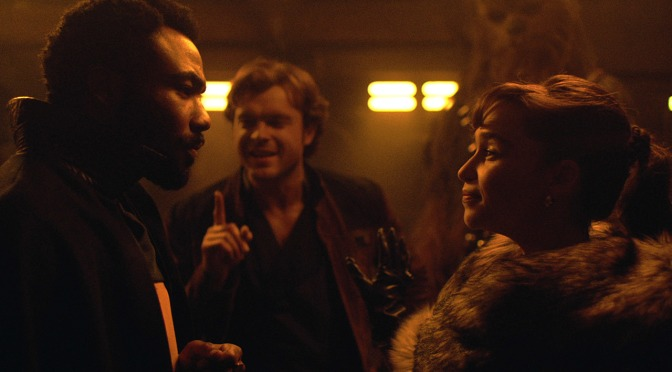 Qi'Ra or Lando: Who Should Have Their Own 'Star Wars' Story?