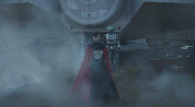The Fierce Women of 'Solo: A Star Wars Story'