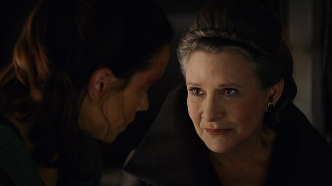 Leia or Rey: Who's Your Favorite?
