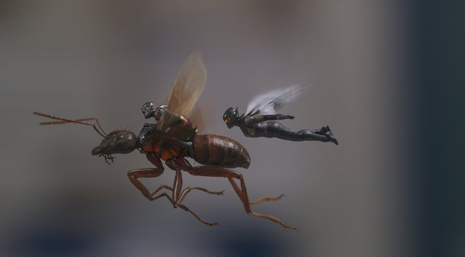 Movie Review Flashback: My Spoiler-Free Review of 'Ant-Man and the Wasp'