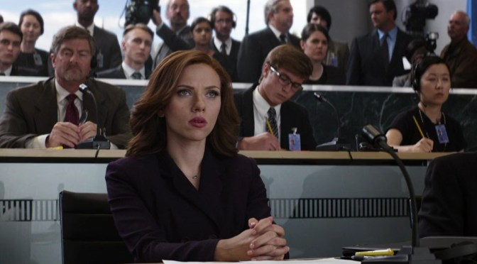 Breaking News: The Black Widow Movie Has Found A Director