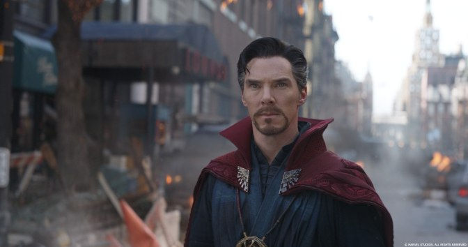 Yes! There's Going To Be A 'Doctor Strange 2'