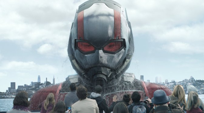 I'm Experiencing Some Massive Excitement for 'Ant-Man and the Wasp'