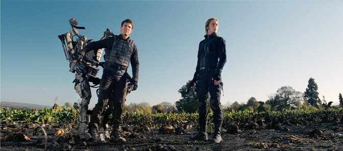There's Going To Be An 'Edge of Tomorrow' Sequel!