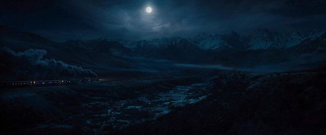 My Review of 'Murder on the Orient Express'