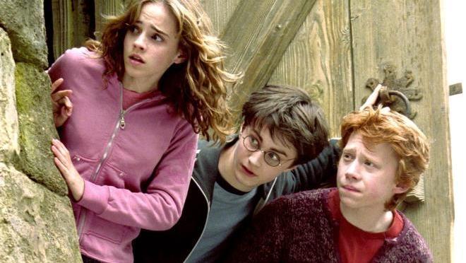 My Experience Binge-Watching 'Harry Potter'