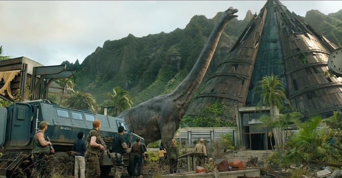 The 'Jurassic' Franchise Has Become A Fallen Kingdom