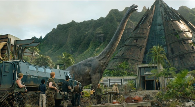 Throwback Friday: The 'Jurassic' Franchise Has Become A Fallen Kingdom
