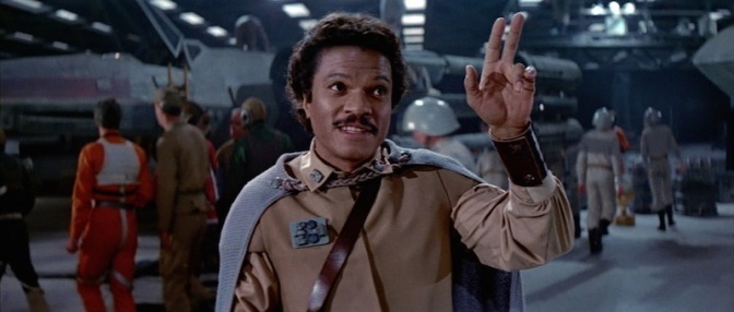 It's Official. Lando Is Going To Appear in 'Episode IX'