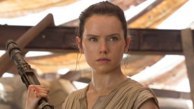 Will There Ever Be a Cooler 'Star Wars' Heroine Than Rey?