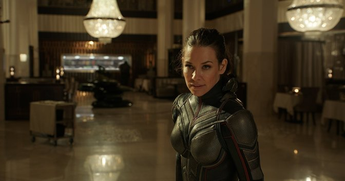 Where Does Wasp Rank Among the Marvel Heroines?